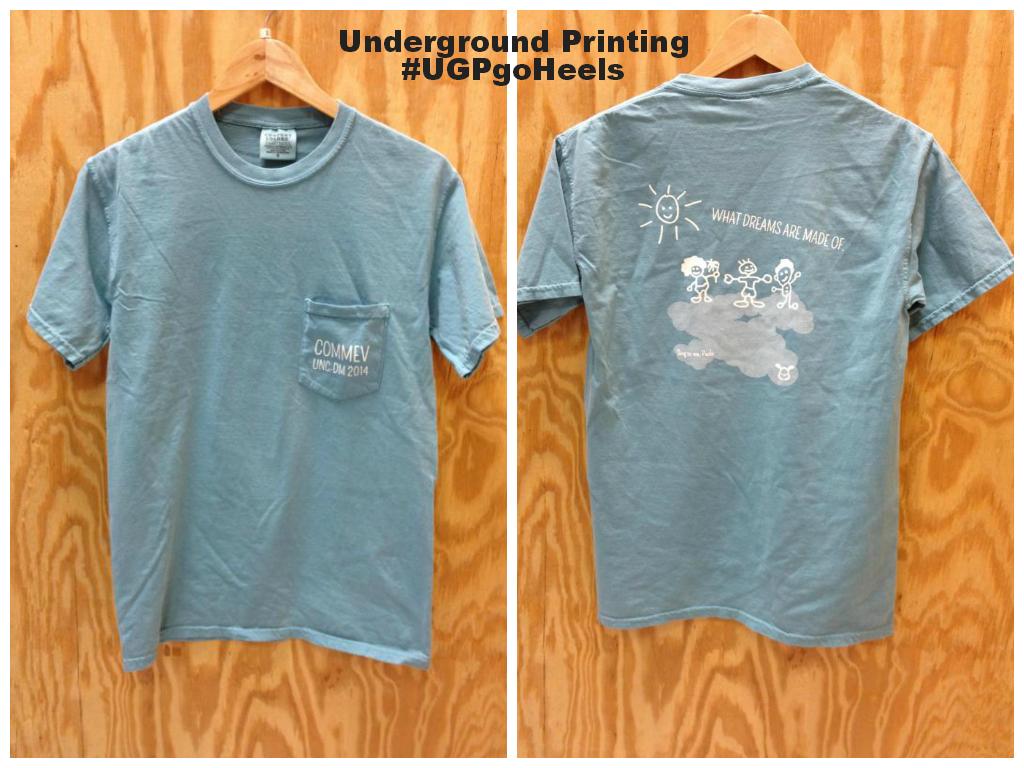 9f881d29a Custom Made Comfort Colors T Shirts | Kuenzi Turf & Nursery