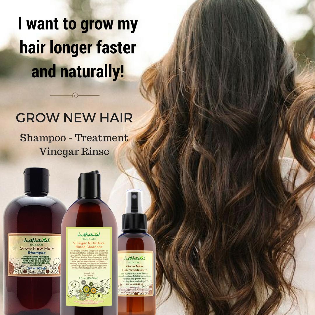 Grow New Hair Shampoo Hair Shampoo Long Hair Styles Regrow Hair