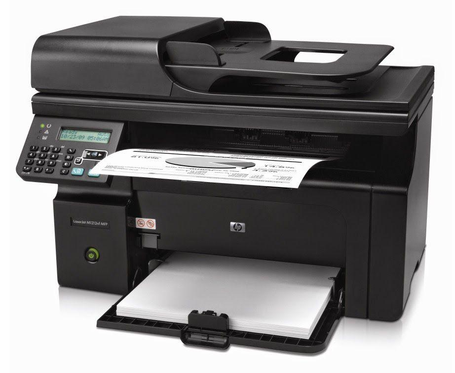 Skaner Hp Laserjet M1212nf Mfp Laser Printer Printer Online Computer Store