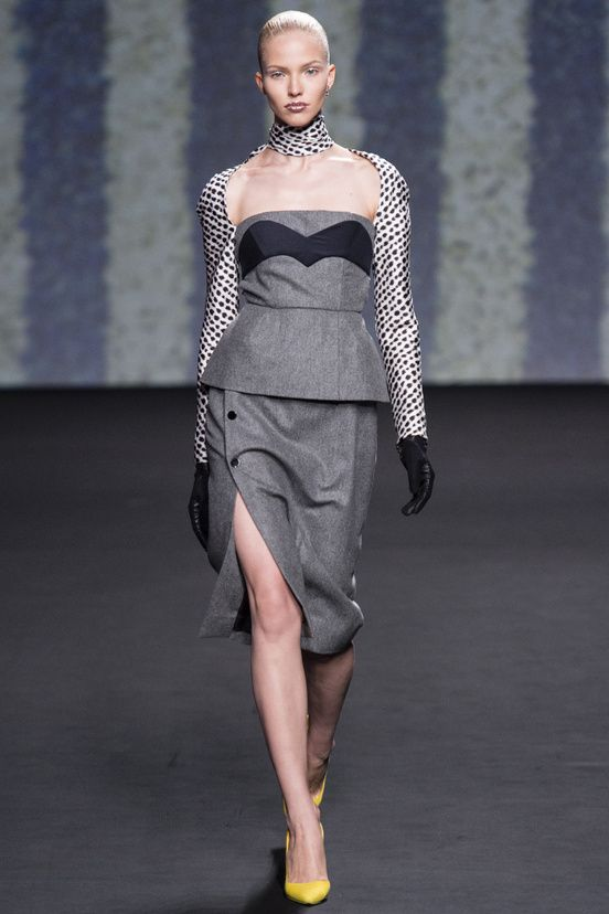 SHOWS COUTURE  FALL/WINTER 2013-2014 Christian Dior