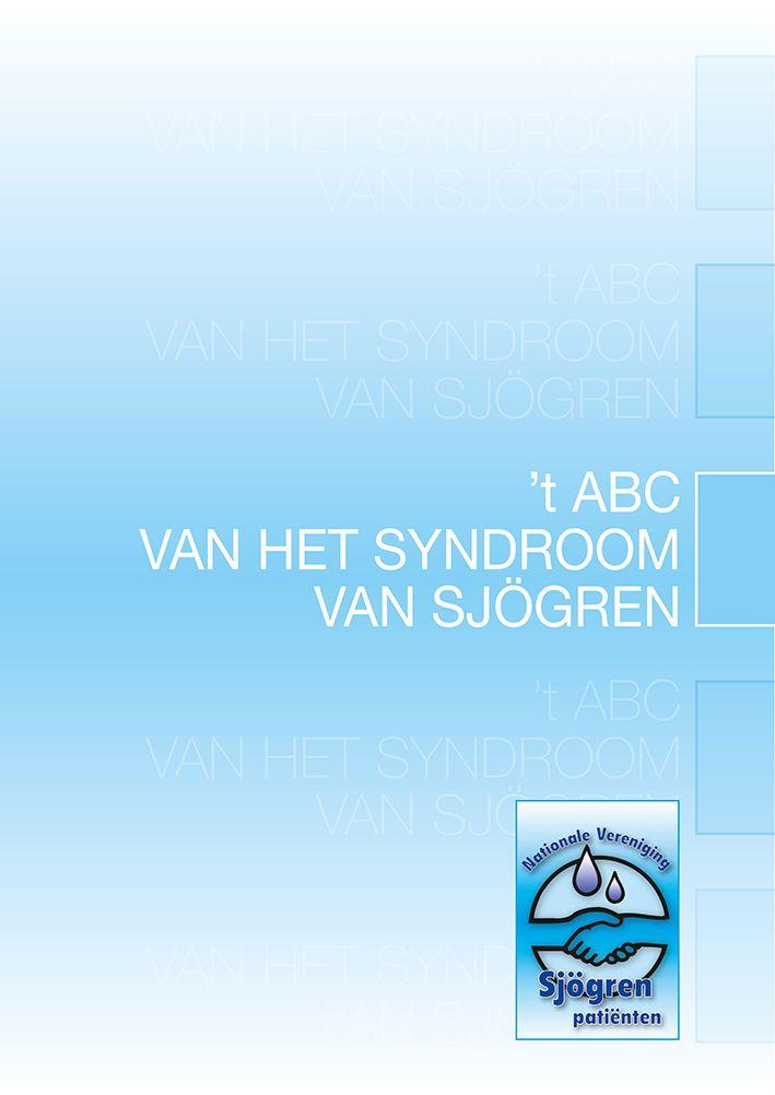 Vormgeving en DTP door GoDutchDesign. Vandaag het ABC afgeleverd aan de Nationale Vereniging Sjögrenpatiënten. In deze uitgave staan de laatste ontwikkelingen met betrekking tot behandeling en het omgaan met het syndroom van Sjögren.