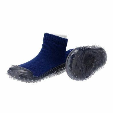 SkidDERS Limited Edition Crystal Grip Shoes (12, Blue) SkidDERS. $14.95