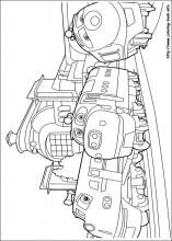 Chuggington Coloring Pages On Coloring Book Info Cartoon