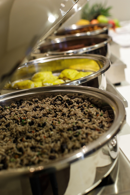 Hotel Wyndham Garden San Jose Escazu Buffet Breakfast Gallo Pinto ...