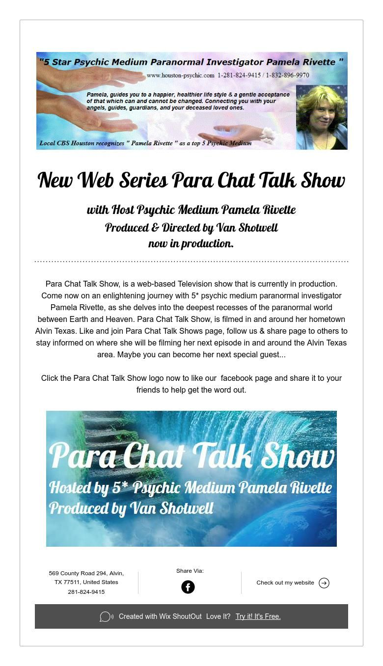 Parachat free chat