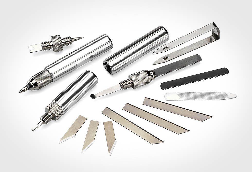 Bolígrafo multi-herramientas