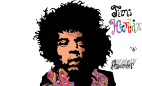 Sketch 3431 Jimi Hendrix By Konvicted Rohit Sketch Swear Word Coloring Book Words Coloring Book Swear Word Coloring