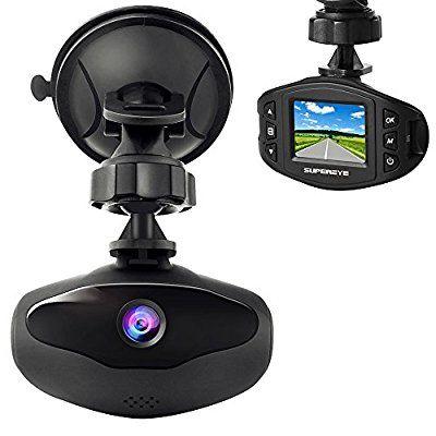 Supereye Mini Dash Cam Telecamera Per Auto Full Hd 1080p Con Sony