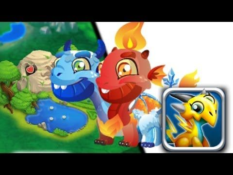 How To Get Ice Dragon In Dragon City By Breeding