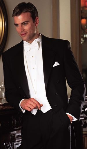 He did not read the memo, it was not a white tie gala, who cares - formal memo