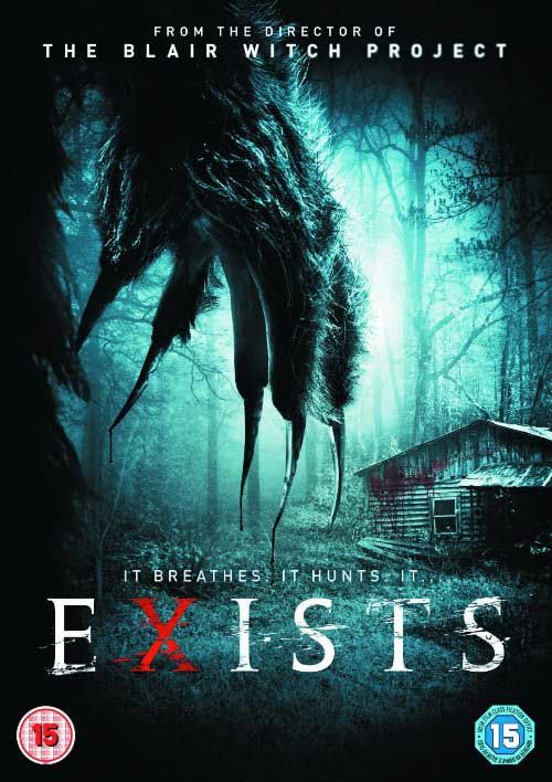 Existsdvduk1 Jpg 500 708 Pixels Horror Movies Horror Posters