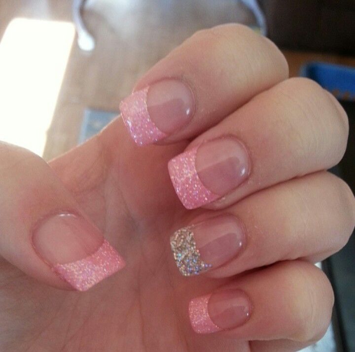 Add a little glitter to your life ; D