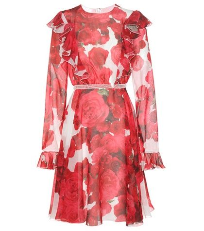Buy it now. Printed Silk Dress. Red And White Printed Silk Dress By Giambattista Valli , vestidoinformal, casual, camiseta, playeros, informales, túnica, estilocamiseta, camisola, vestidodealgodón, vestidosdealgodón, verano, informal, playa, playero, capa, capas, vestidobabydoll, camisole, túnica, shift, pleat, pleated, drape, t-shape, daisy, foldedshoulder, summer, loosefit, tunictop, swing, day, offtheshoulder, smock, print, printed, tea, babydolldress, dolldress, tunic, polodress, pans...