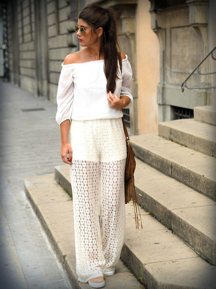 Fashionista Chloë S. - PITTI UOMO FLORENCE