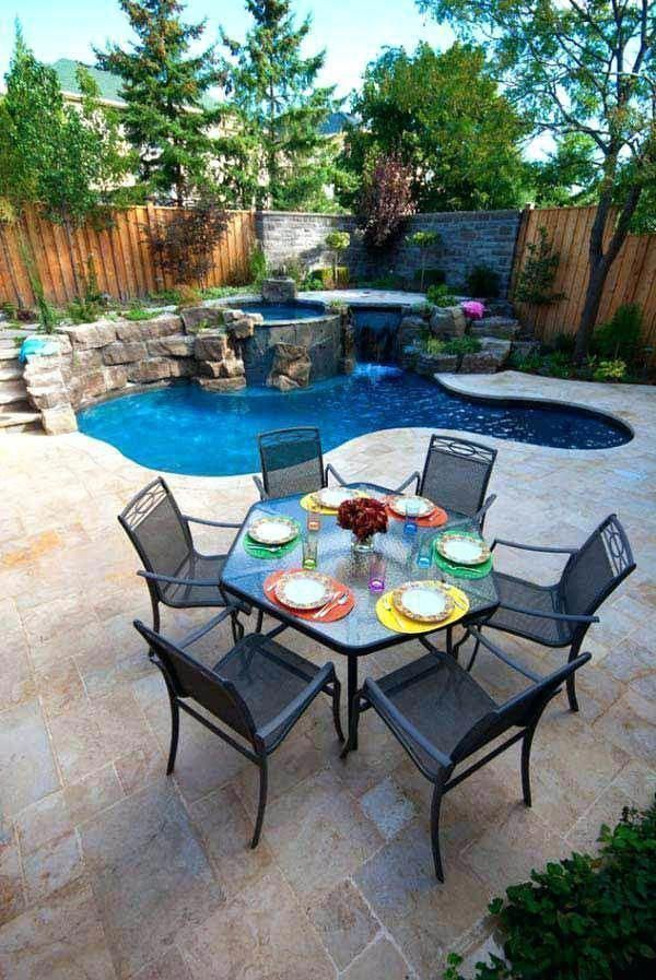 Awesome Rock Landscaping Ideas Backyard that Work | Small ...