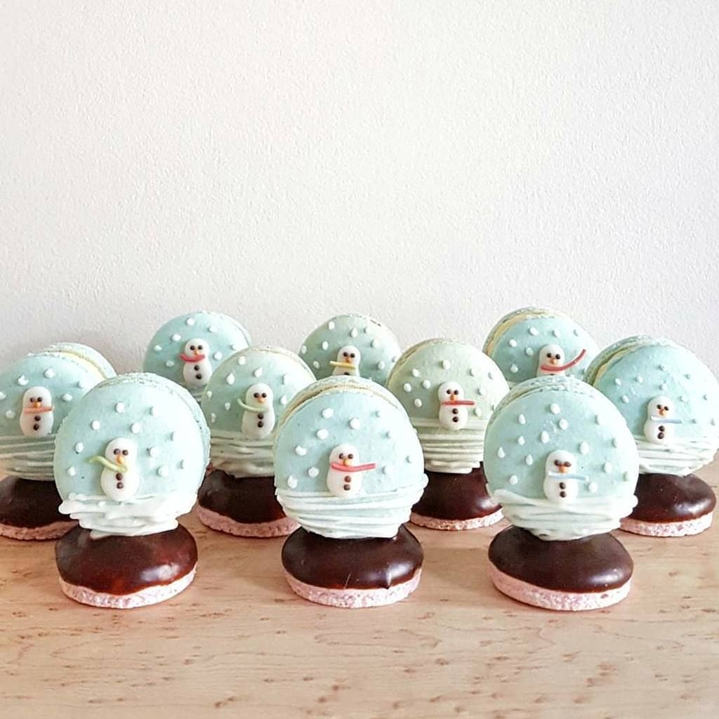 54 Likes, 8 Comments - Macarons by Danielle Trencher (@macarune) on ...