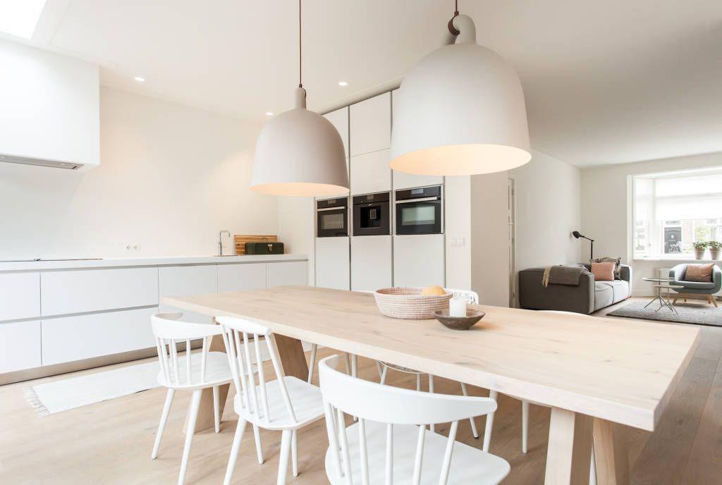Keuken Interieur Scandinavisch : Leefkeuken scandinavische keuken door bob romijnders architectuur