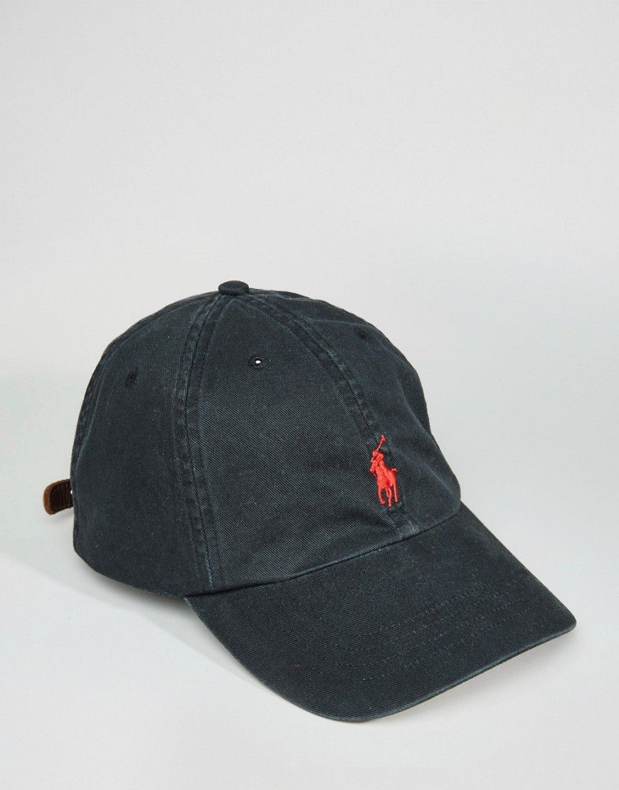 b7e3de054ce2f Image 3 - Polo Ralph Lauren - Casquette de baseball avec logo   Hat ...