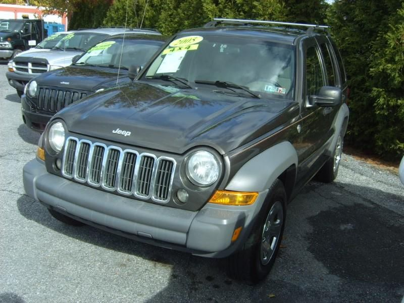 2005 Jeep Liberty Sport 4WD 2005 jeep liberty, Jeep