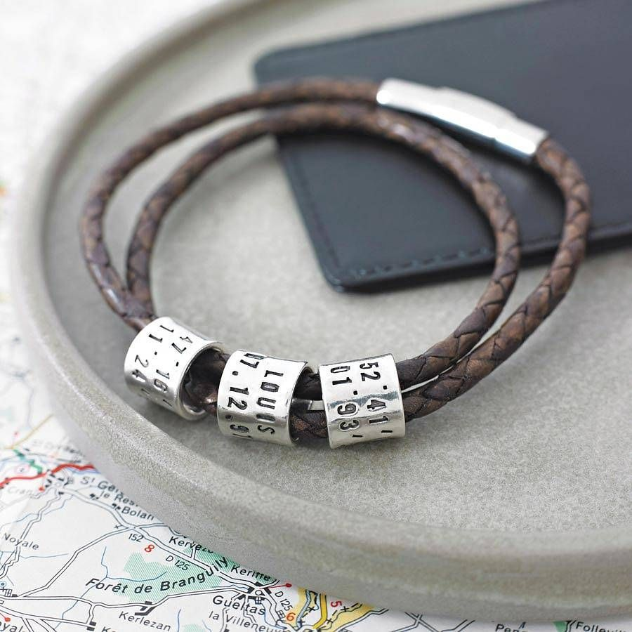 Personalised storyteller bracelet or necklace by sally clay