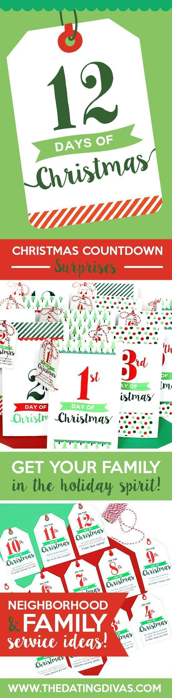 12 Days of Christmas Gift Ideas - From | 12 days of ...