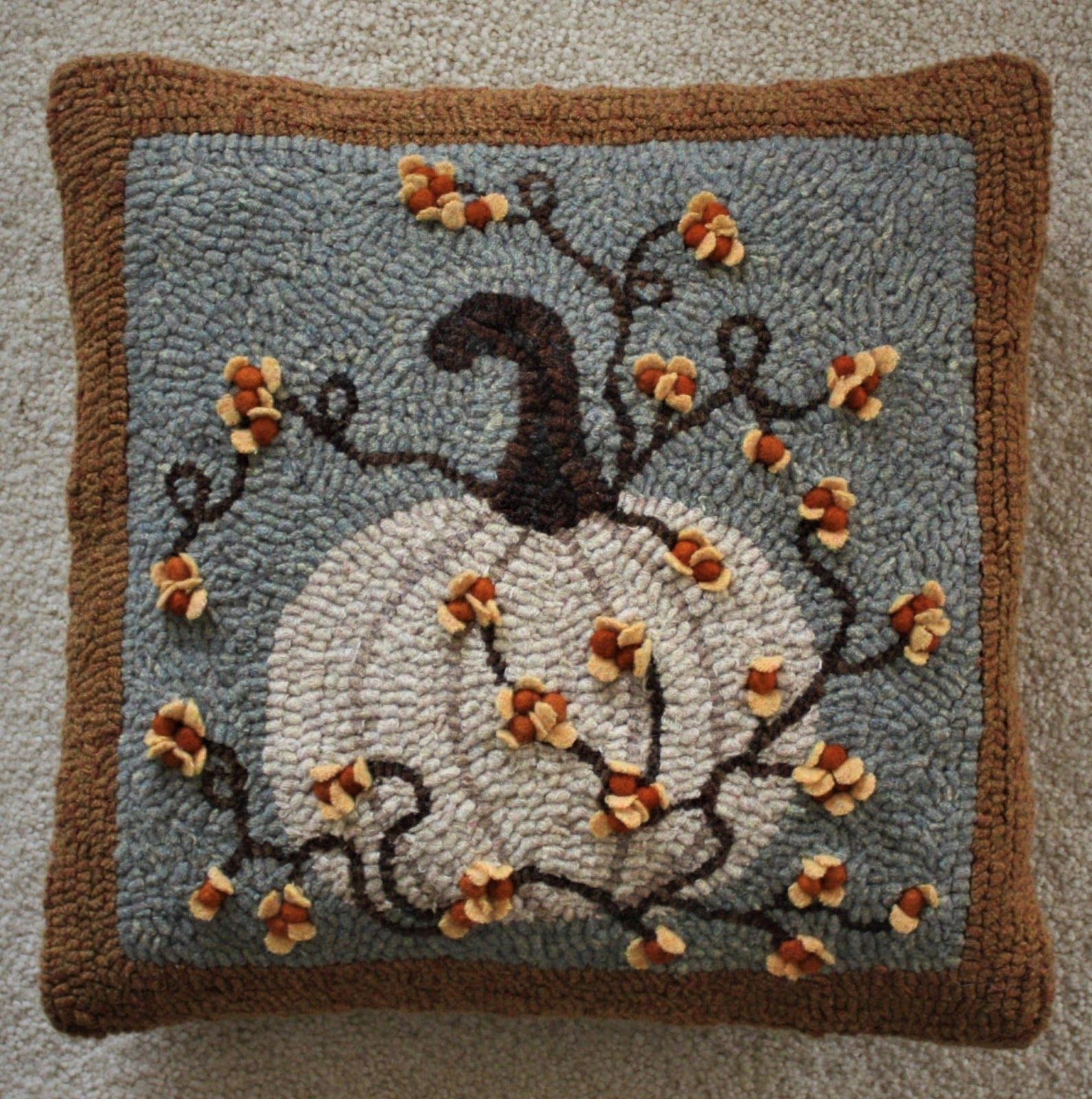 Image Result For Winter S Eve Rug Hooking Pattern Proddy Rugspunch Needle