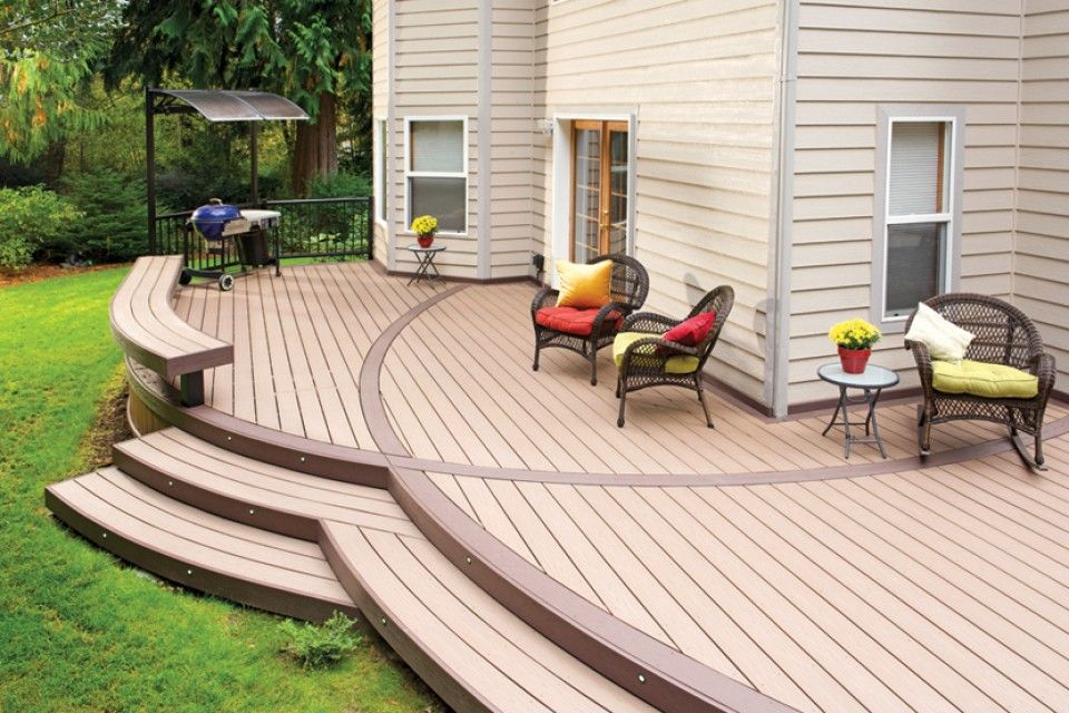 Build A Deck Kits Lowes Rugs That Stain Vinyl Decking Composite Wood Outdoor Floor Price Sweden Building A Deck Deck Building Cost Azek Decking
