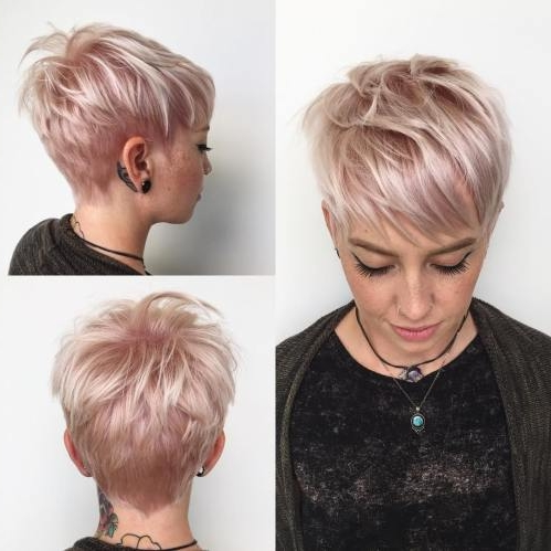 50 mindblowing simple short hairstyles for fine hair 2019