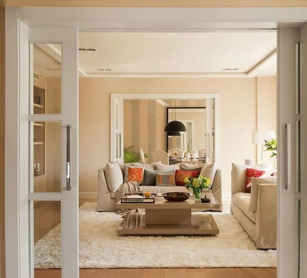 Different Types Of Sliding Doors 1 Drawing Living Room Stylish Home Decor House Design Basement House