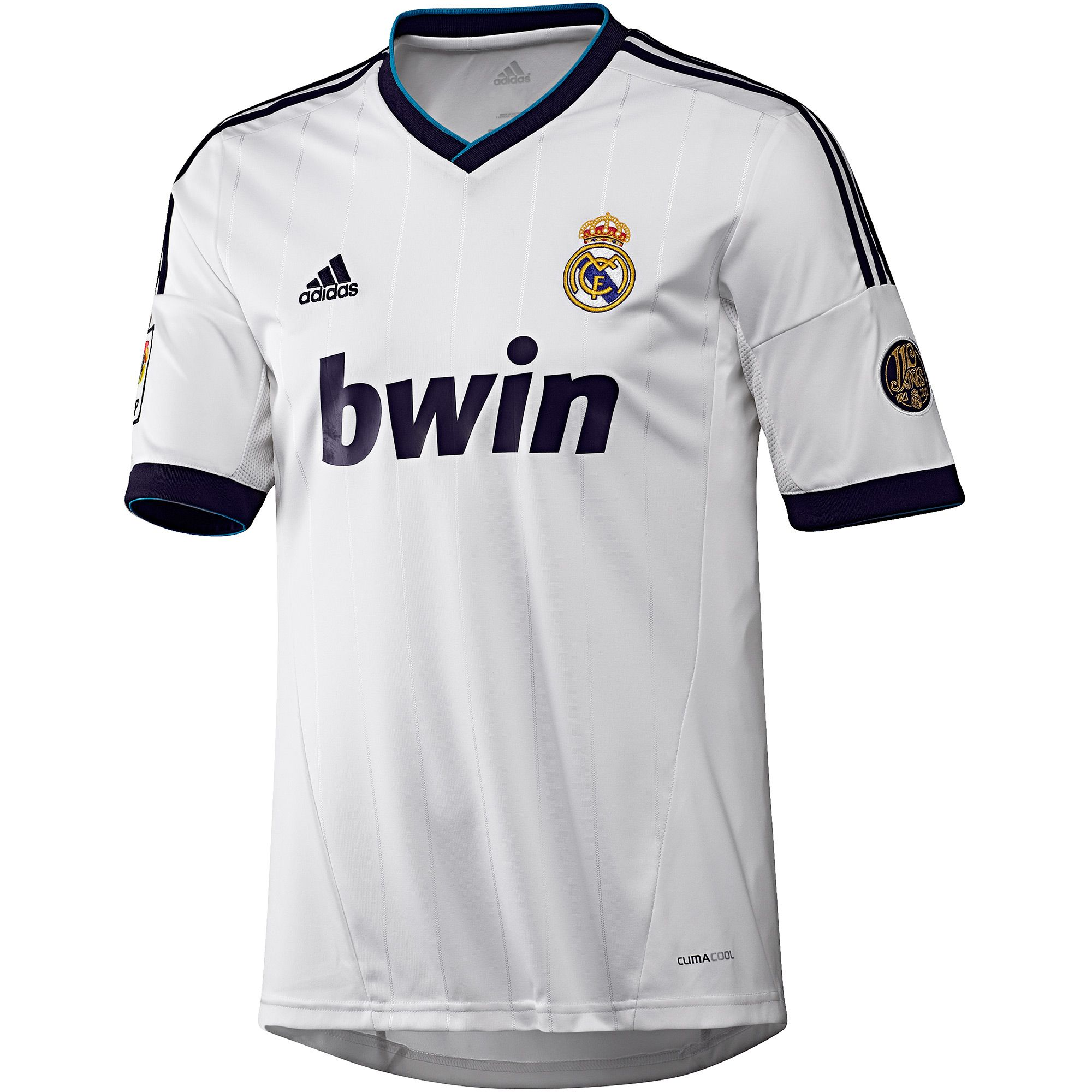 New Real Madrid Jersey by Adidas for La Liga Season now in store at  Vancouver BC soccer store North America Sports. Call for your size today!