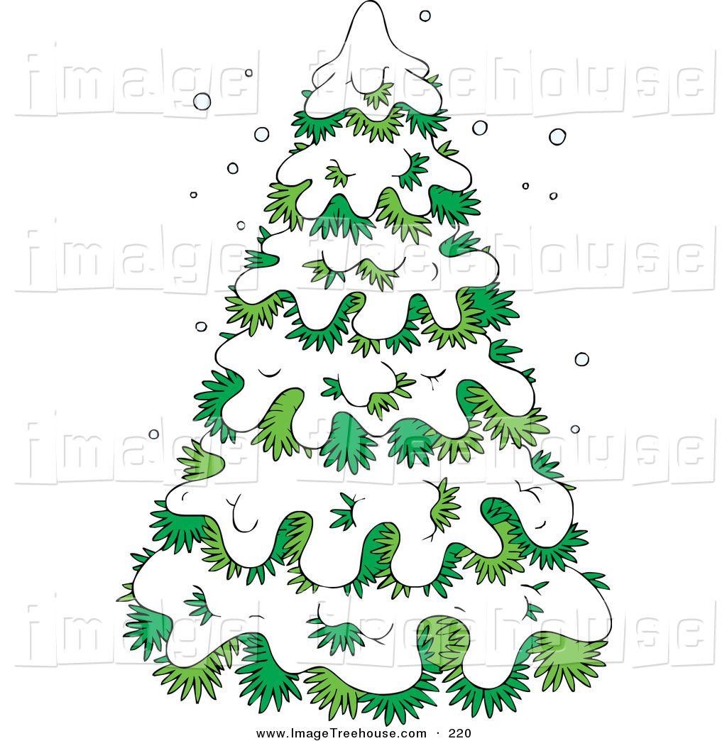 Snow Tree Clipart Clipart Kid Tree Clipart Snow Tree Tree