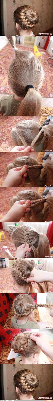 French broad dock bun frisuren pinterest hair style makeup