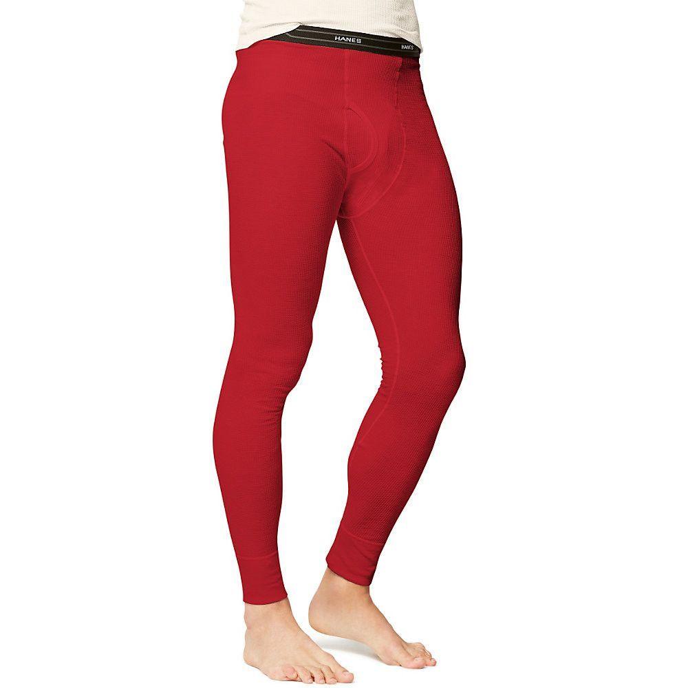 Hanes X-Temp™ Men's Organic Cotton Thermal Pant