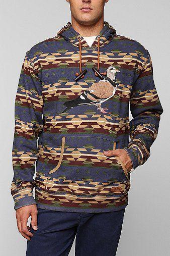 Staple Daly Loopback Pullover Hoodie Sweatshirt
