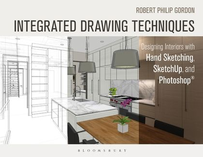 Since the appearance of simplified 3D sketching programs like SketchUp, architects and interior designers have been called on to use both freehand and 3D CAD drawings, often at very earliest stages of design. Since we must often go back and forth between analytical plan views and 3D visual views, it's important that this be a seamless process, requiring little disruptive action or break in the workflow. Integrated Drawing Techniques closes the gap between creativity and geometry, teachin...