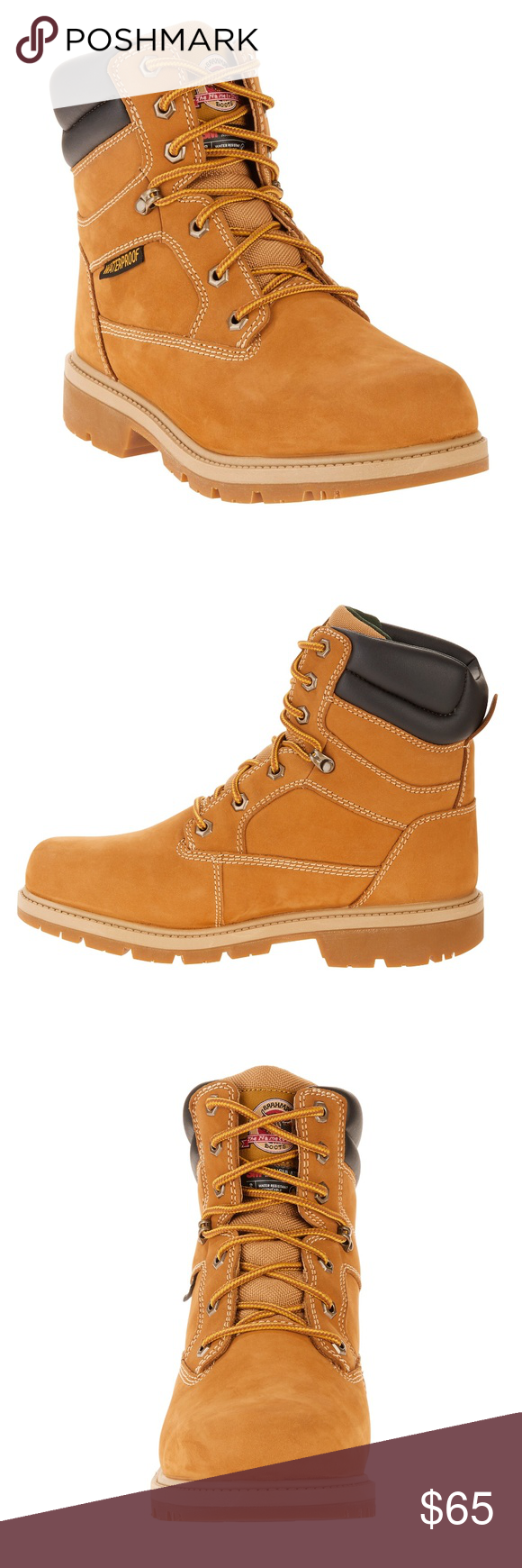 b width slip on work boots - 52% remise