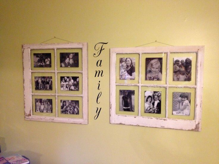 decorating with window frames bing images windows pinterest - Window Frame Ideas
