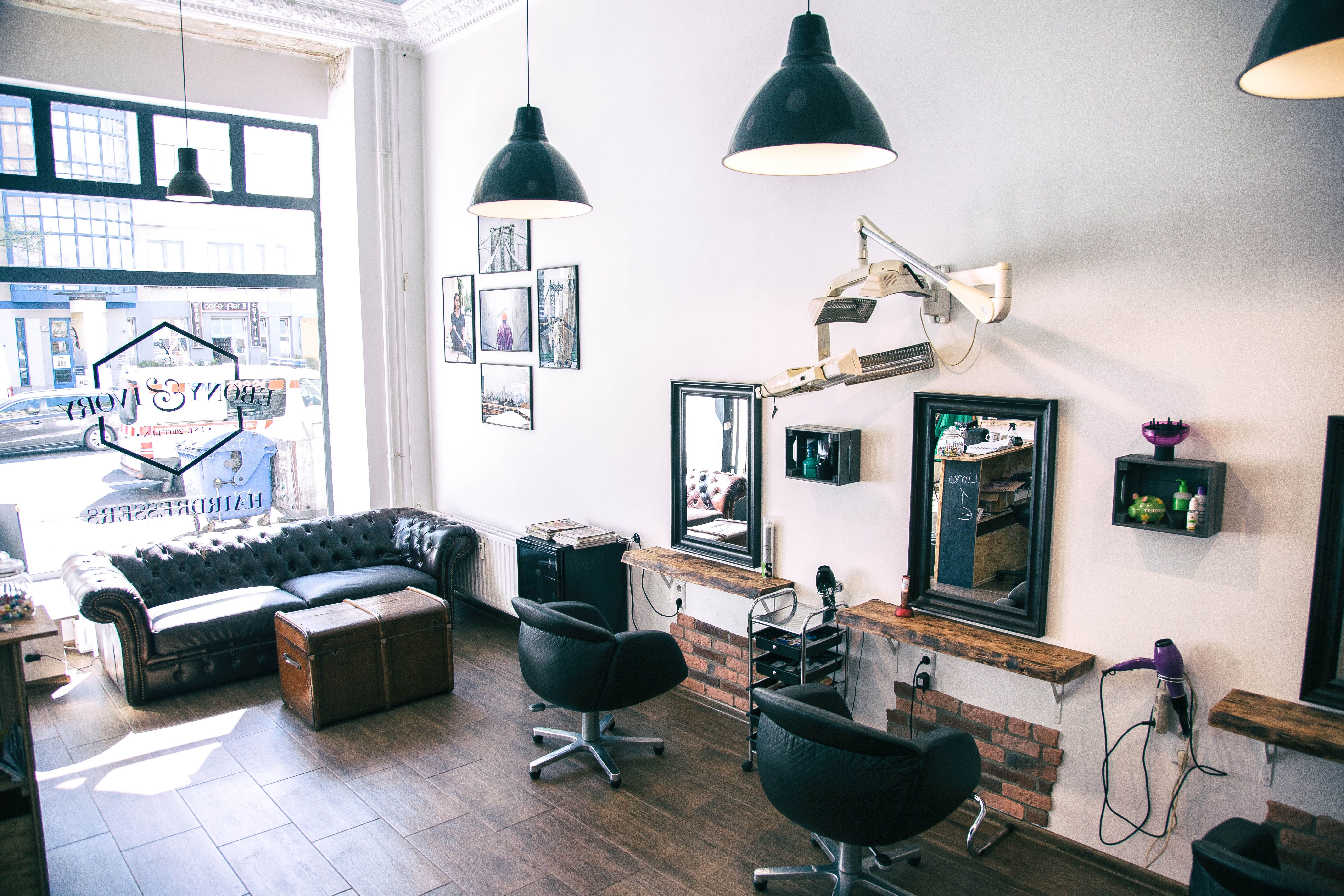 Design Studio Berlin ivory hairdressers bringing the barber culture to