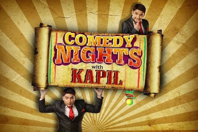 www.kapilcomedynights.com/ Comedy Nights with Kapil is India's most popular TV Stand up Comedy Show. Kapil Sharma plays a lead role and is the anchor of this TV Show. This TV show is full of humor and laughter. It is one of the best family comedy show.