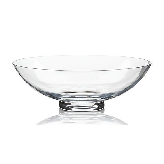 """Water Lily 12.5"""" Bowl in Centerpiece Bowls 