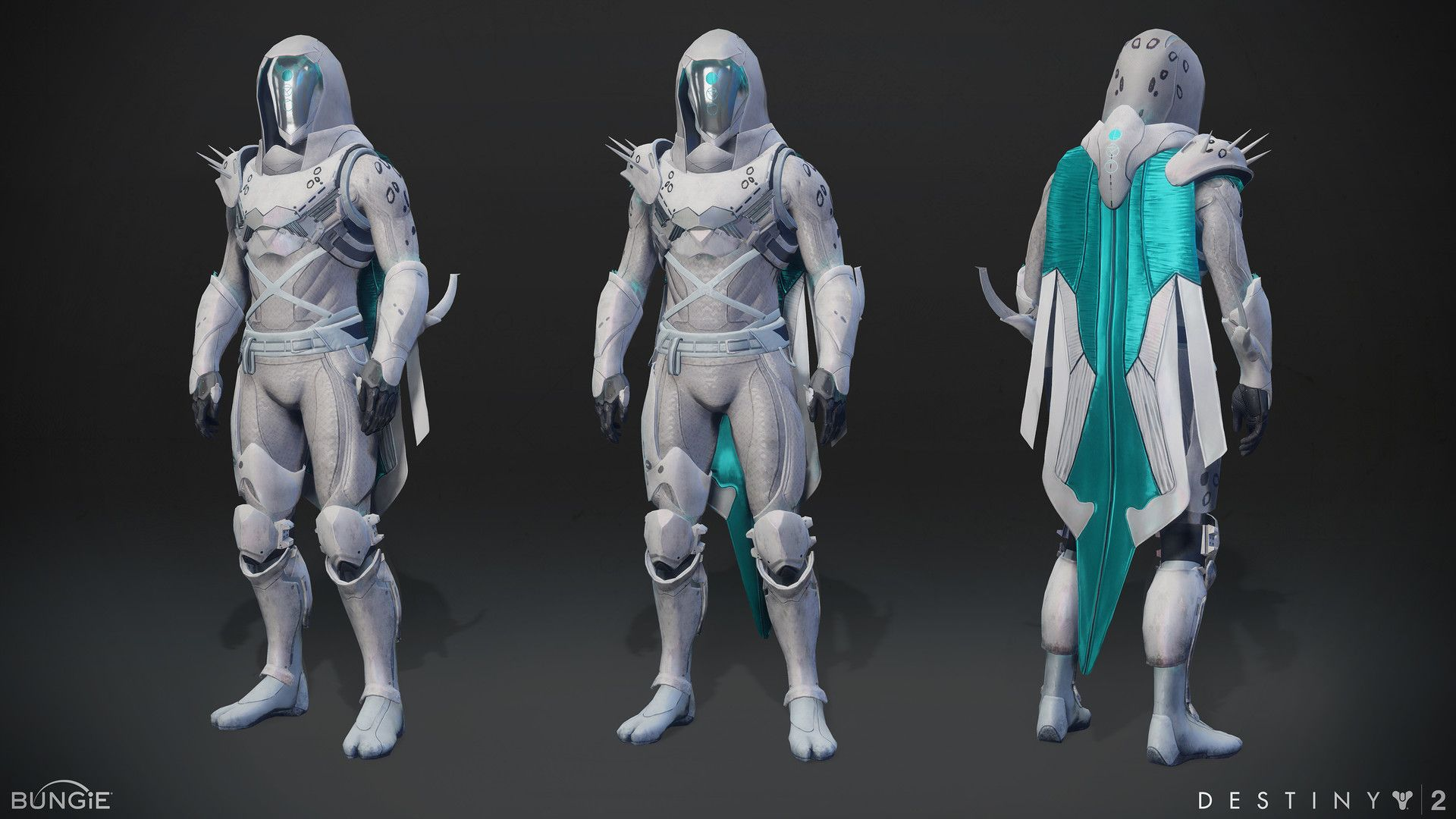I Had So Much Fun Working On The Trials Of The Nine Titan Gear Set