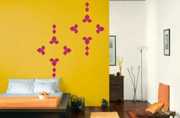 Yellow Wall | Signature Walls | Pinterest | Walls