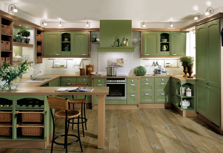 gr ne k che green kitchen green pinterest gr ne. Black Bedroom Furniture Sets. Home Design Ideas