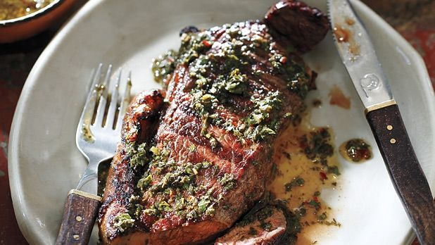 To any patriotic American steak lover steeped in our own great traditions, the Argentine approach transforms even the leanest of grass-fed meat into a thing of tender, soul-satisfying beauty.