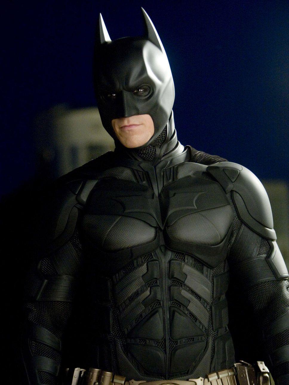 Batman Christian Bale Suit
