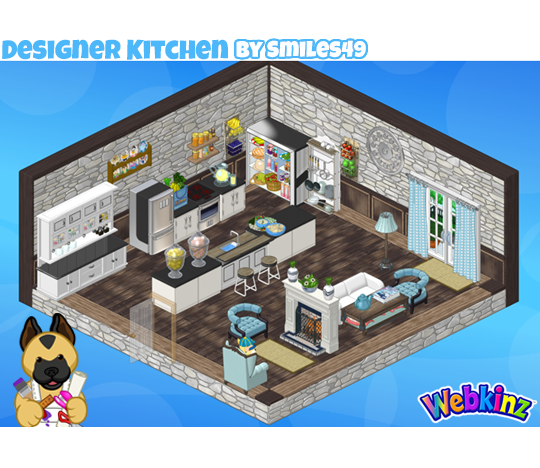 More Webkinz Room Designs Wkn Webkinz Newz Webkinz Room Design Design