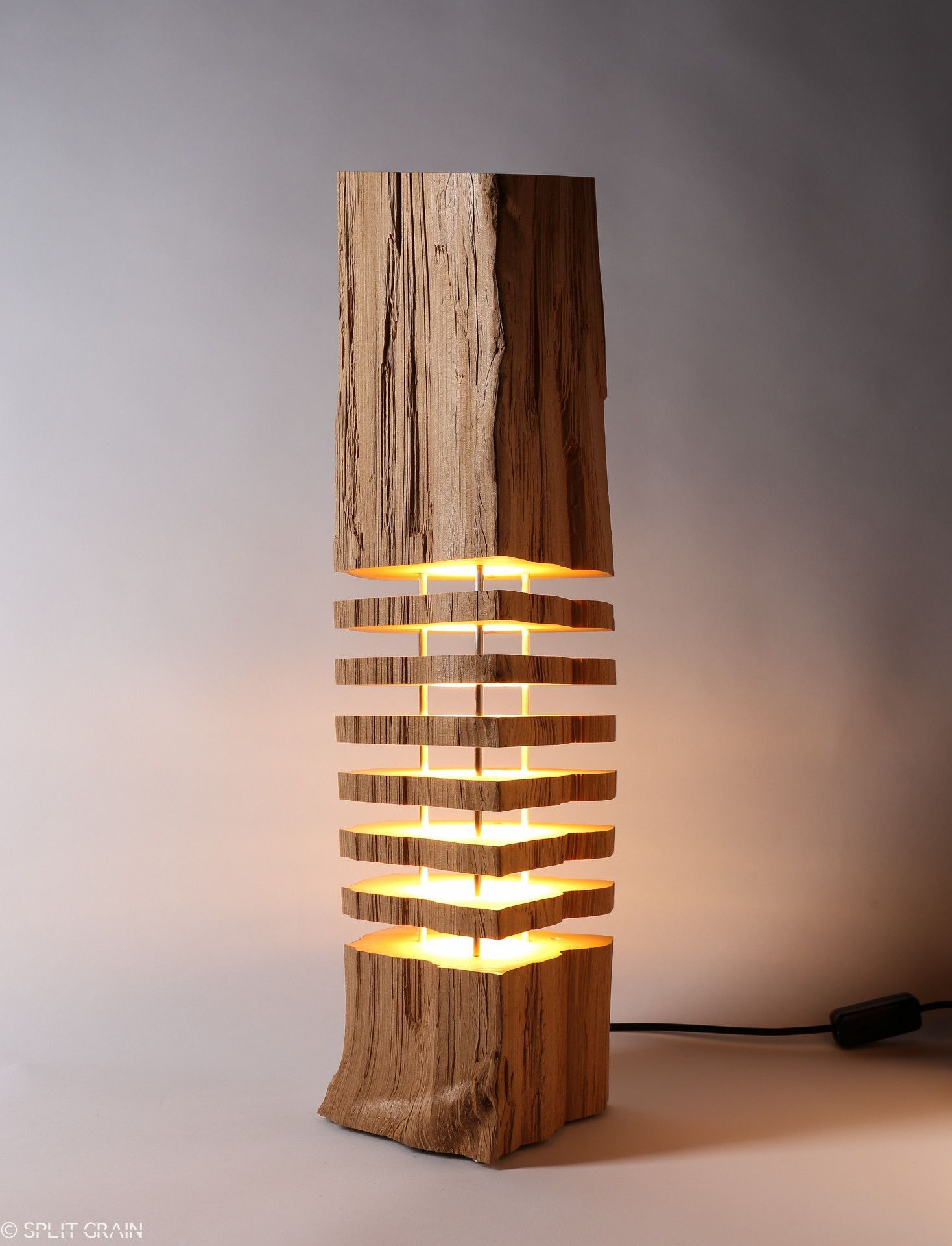 Light Sculpture Stand Alone One Of A