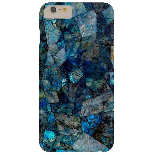 Artsy Abstract Labradorite Gems iPhone 6 Plus Case