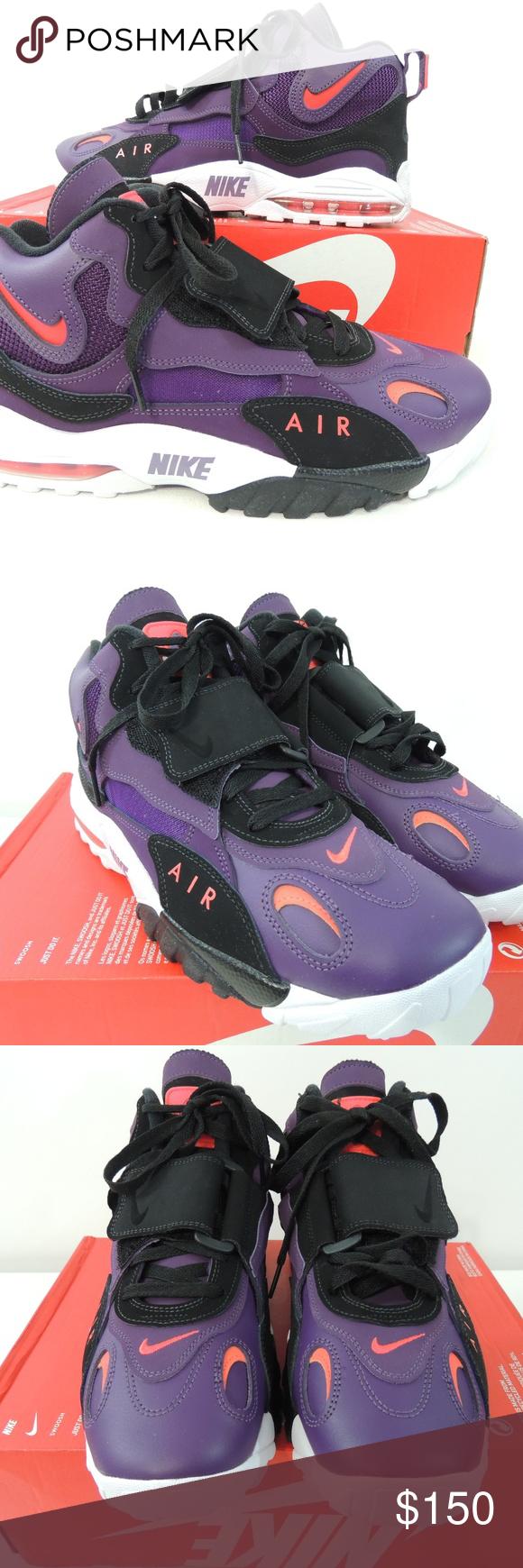 nike air max speed turf night purple