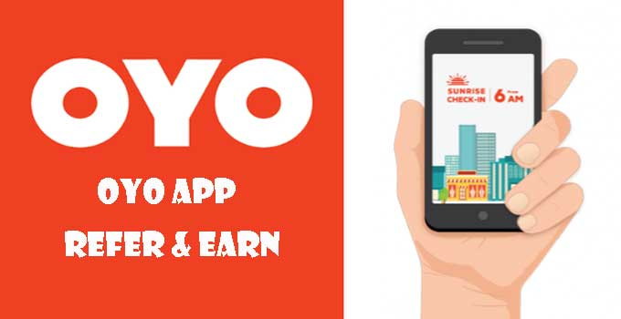 OYO Rooms App Refer & Earn Rs 20 Paytm Cash Per 3